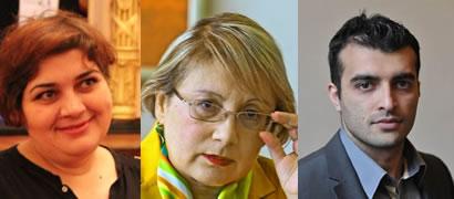 Political prisoners in Azerbaijan: Khadija Ismayilova � Leyla Yunus � Rasul Jafarov