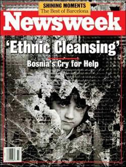 Newsweek cover 1992