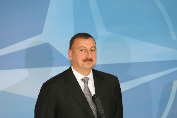 Ilham Aliyev. Photo: NATO