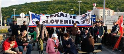 Slovenia's veto