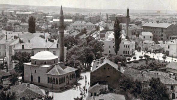 Historic Pristina. Photo: Unknown