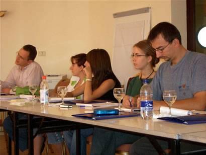 Seminar in Tirana