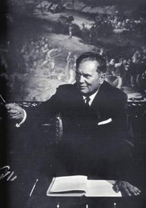 Josip Broz Tito (1892-1980)