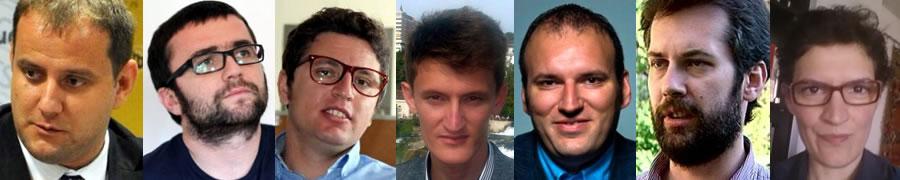 Florian Qehaja – Lorik Bajrami – Petrit Zogaj – Alban Haliti – Florent Mehmeti – Hajrullah Çeku – Nora Ahmetaj