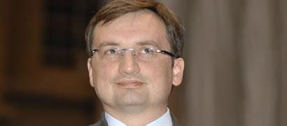 Polish Minister of Justice, Zbigniew Ziobro. Photo: flickr/Dziennik Internetowy lublin.com.pl