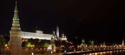 Kremlin. Photo: flickr/Pavel Kazachkov