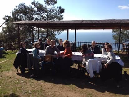 ESI staff meeting (Istanbul)