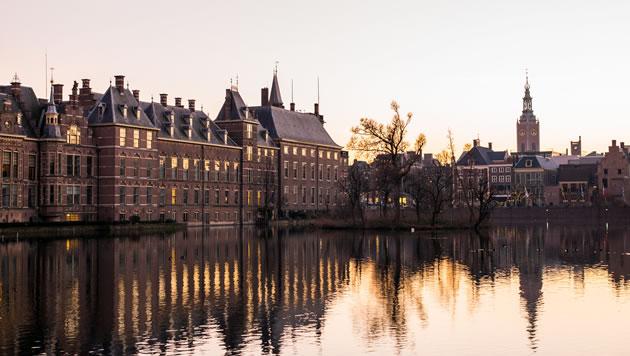 The Hague. Photo:flickr/Roman Boed