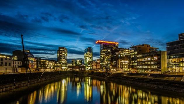 Düsseldorf. Photo: Ralf Κλενγελ