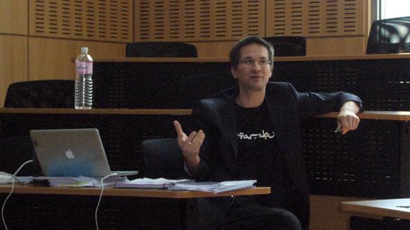 Gerald Knaus. Photo: ESI