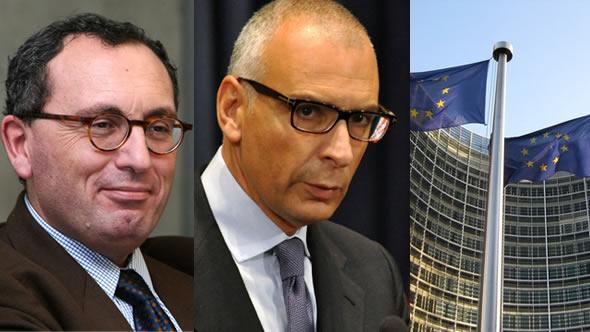 Stefano Manservisi – Stefano Sannino – Berlaymont Building