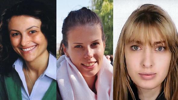 Ayse Patan, Julia Edlund, Liudmila Mashalova