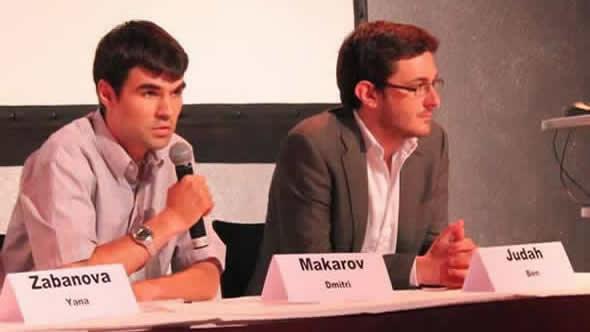 Dmitri Makarov – Ben Judah