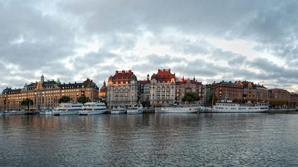 Stockholm panorama. Photo: flickr/Jordi Escuer
