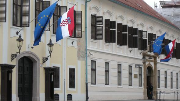 Croatian Parliament. Photo: flickr/Martin Deutsch