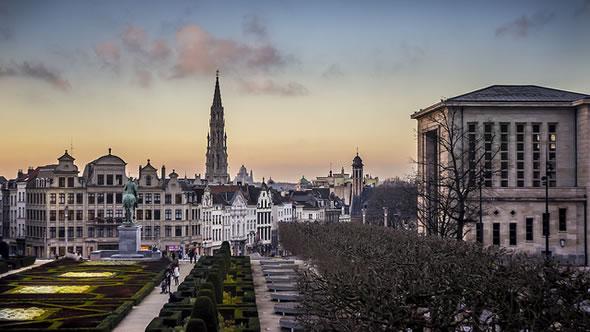 Brussels. Photo: flickr/Luc Mercelis