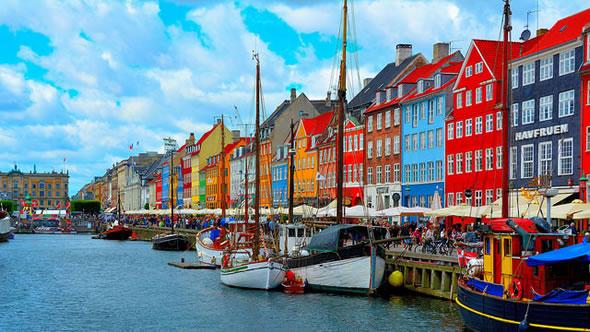 Copenhagen. Photo: flickr/Andrea Basso