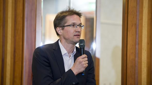 Gerald Knaus. Photo: Konrad-Adenauer-Stiftung