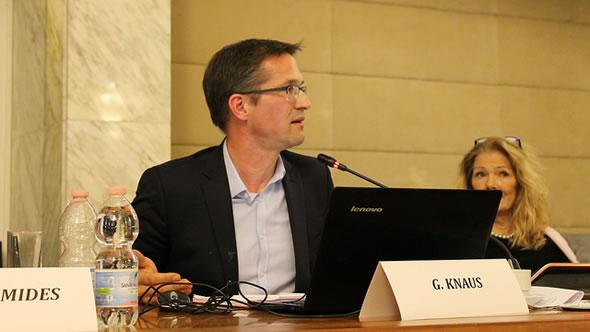 Gerald Knaus. Photo: Istituto Affari Internazionali