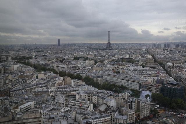 Paris. Photo: flickr/ECFR