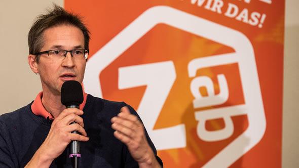 Gerald Knaus. Photo: Bundestagsfraktion Bündnis 90 / Die Grünen