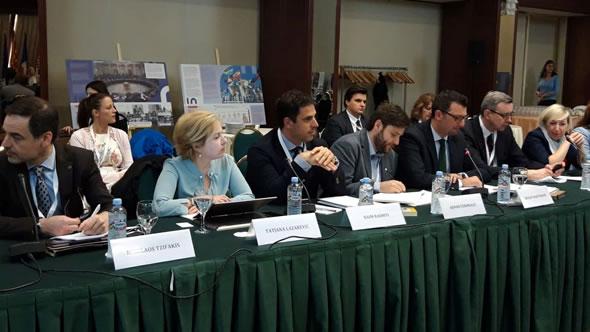 Adnan Cerimagic (middle). Photo: IDSCS