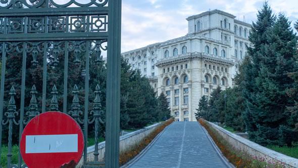 Bucharest, Palace of Parliament. Photo: ESI/Kristof Bender
