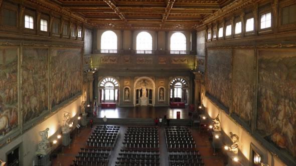 Palazzo Vecchio. Photo: flickr/Paul Baker