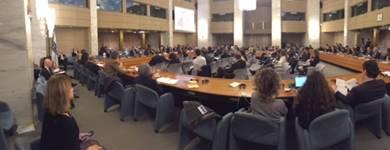 Presentation in Rome