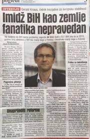 Dnevni Avaz, 5 November 2017