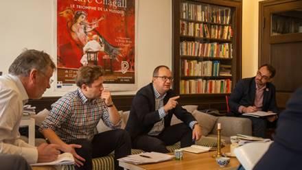 ESI-Rafto Brainstorming in Berlin on Poland (November 2019)