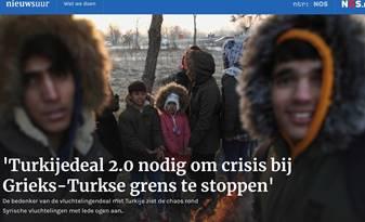 "Dutch news: ""An EU-Turkey Statement 2.0 is necessary"""
