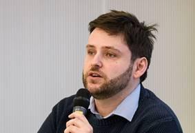 Adnan Cerimagic. Photo: Instituti GAP. https://www.facebook.com/institutigap/photos/t.597174402/3216602501701894/?type=3