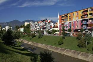 Modern Tirana