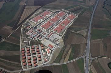 Silivri Prison Complex West of Istanbul