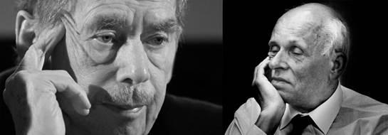 Vaclav Havel – Andrei Sakharov