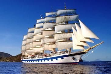 Setting new sails