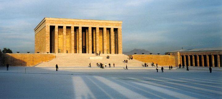 Ankara - Ataturk Mausoleum