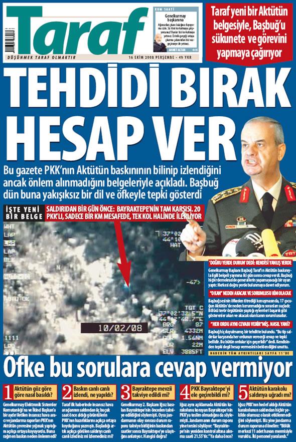 Taraf cover