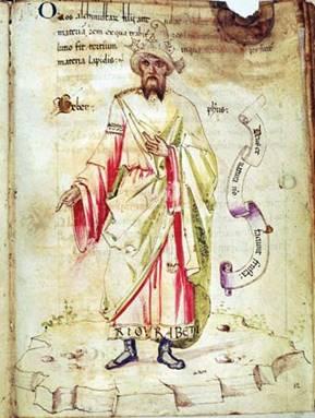 Jabir ibn Hayyan alias Geber