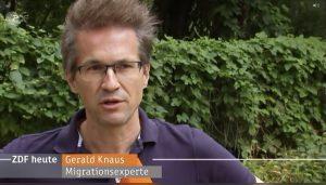 ZDF on Spain